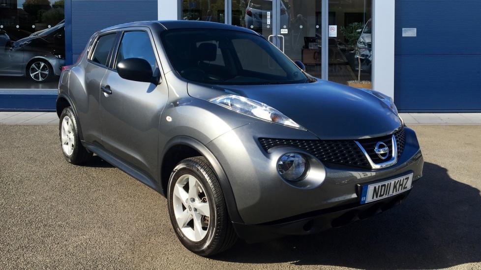 Used Nissan JUKE Hatchback 1.6 16v Visia 5dr