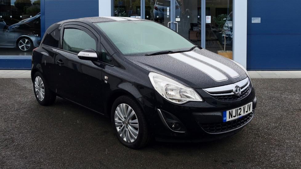Used Vauxhall CORSA Hatchback 1.2 i 16v Excite 3dr