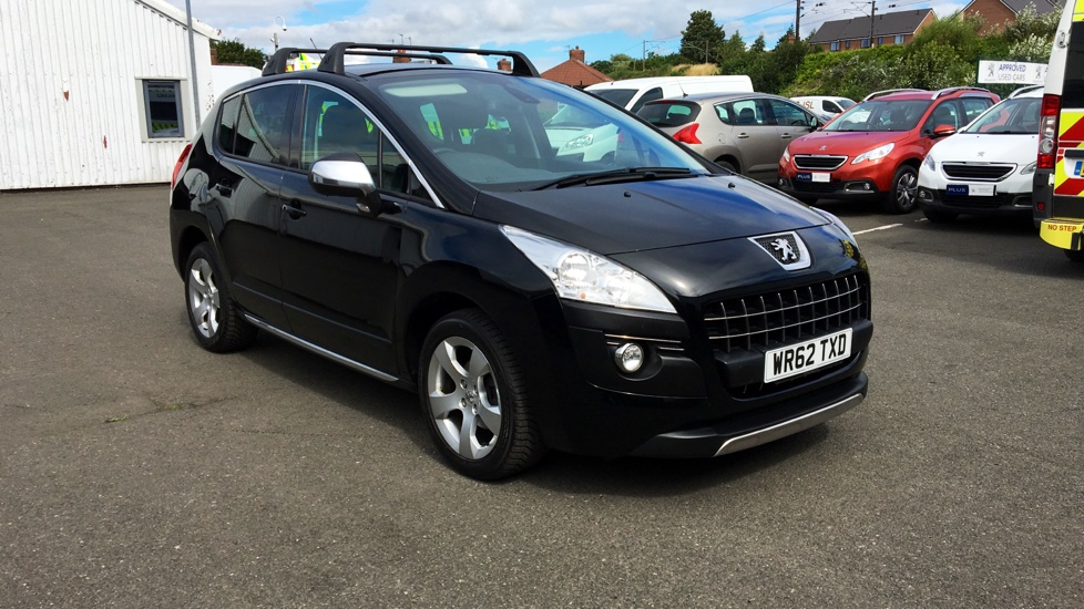 Used Peugeot 3008 Hatchback 1.6 HDi FAP Style 5dr