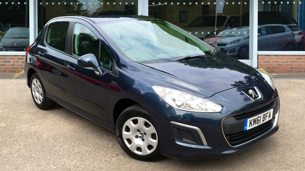 Used Peugeot 308 Hatchback 1.6 e-HDi Access 5dr (start/stop)