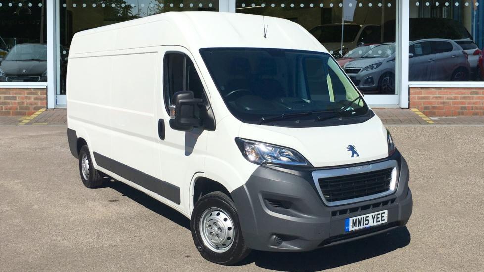 Used Peugeot BOXER Panel Van 2.2 HDi 335 L3 H2 Professional 4dr