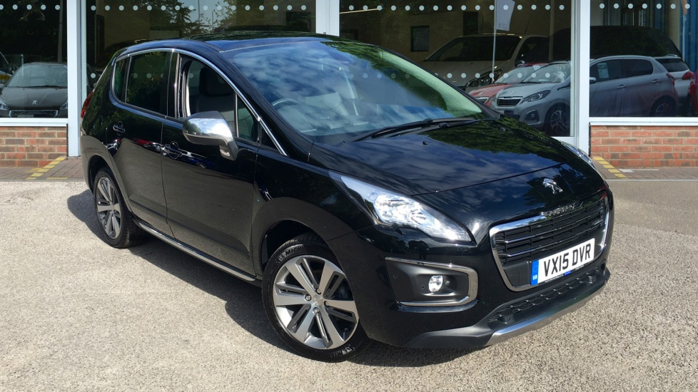 Used Peugeot 3008 Hatchback 1.6 BlueHDi Allure 5dr (start/stop)