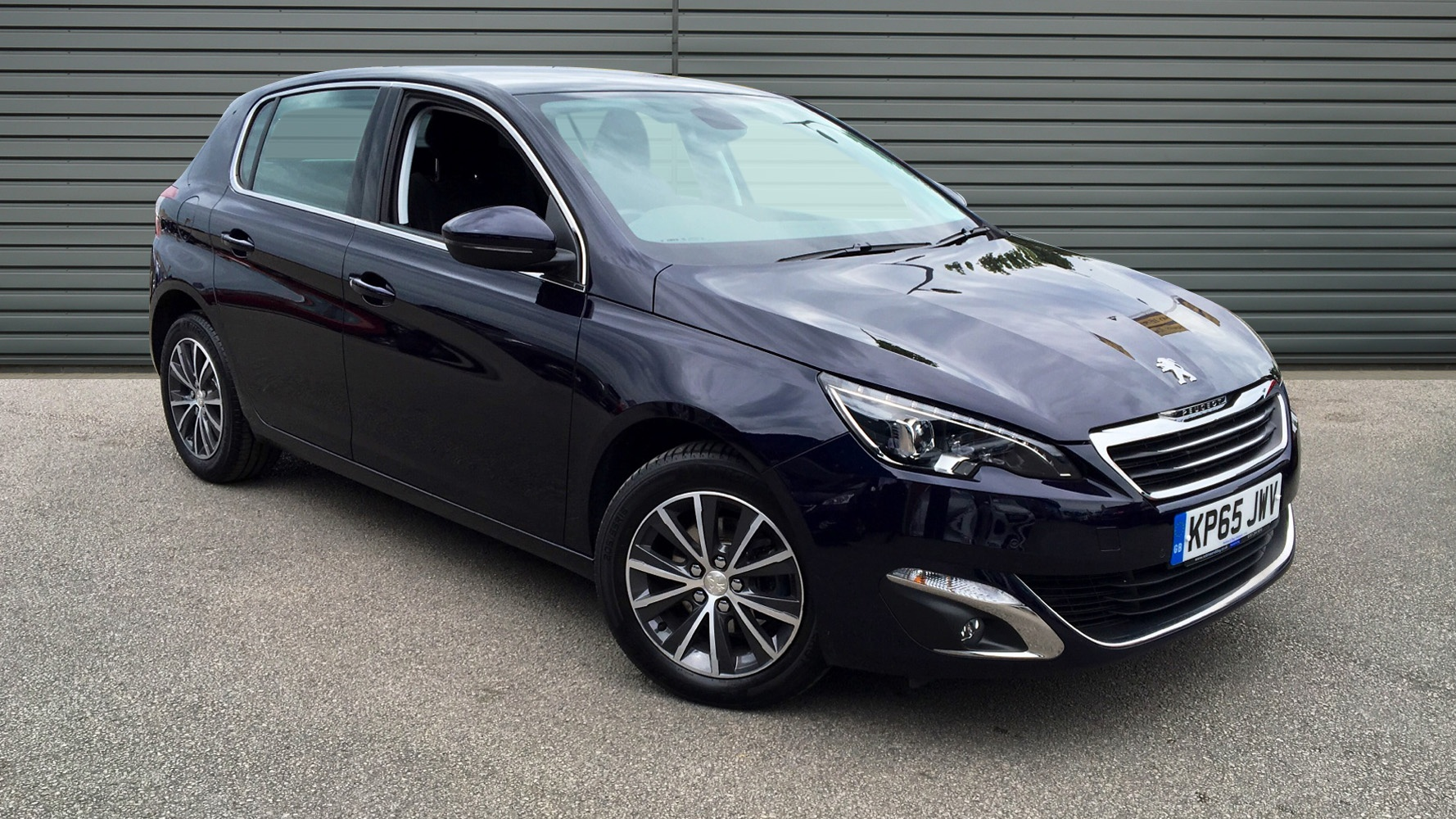 used peugeot 308 hatchback 1 6 bluehdi allure 5dr start stop 2015 kp65jwv. Black Bedroom Furniture Sets. Home Design Ideas