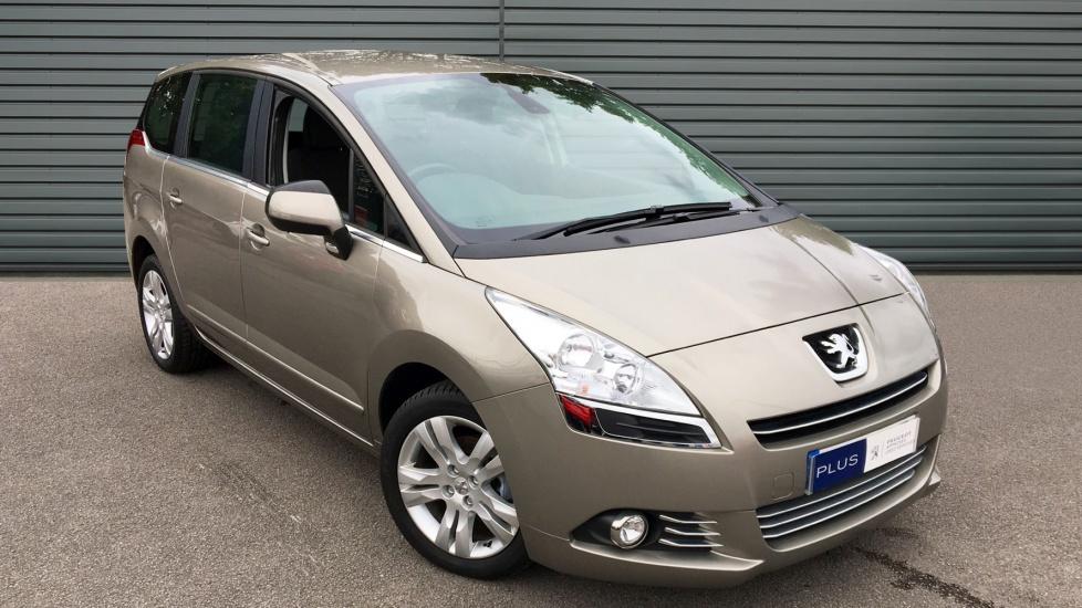 Used Peugeot 5008 MPV 1.6 e-HDi FAP Active EGC 5dr