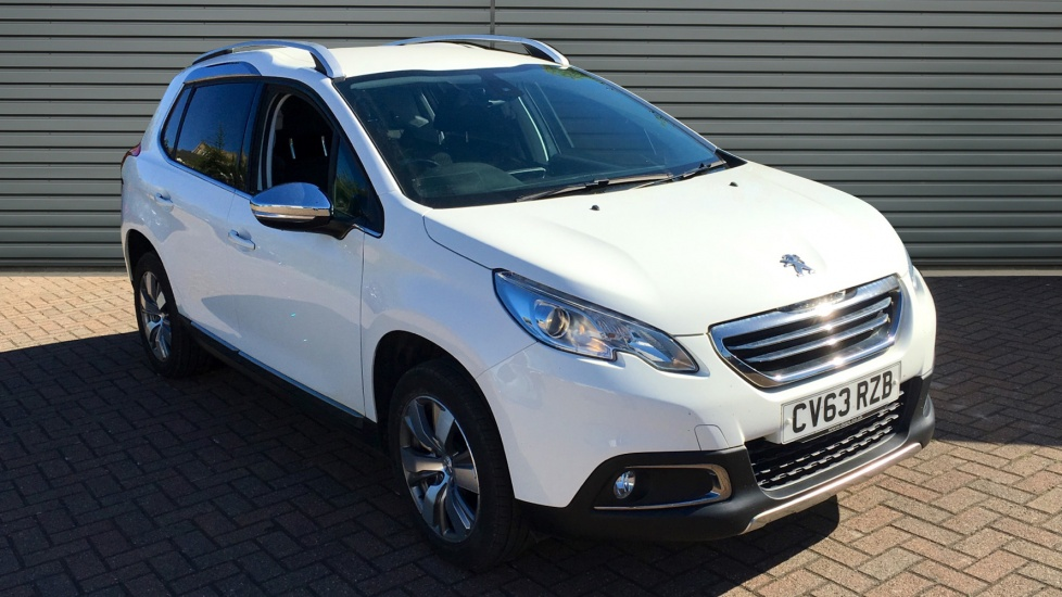Used Peugeot 2008 SUV 1.6 e-HDi Allure EGC 5dr (start/stop)