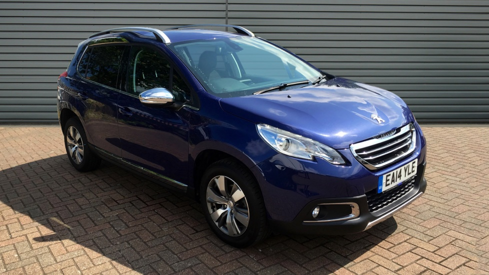 used peugeot 2008 station wagon from robins amp day