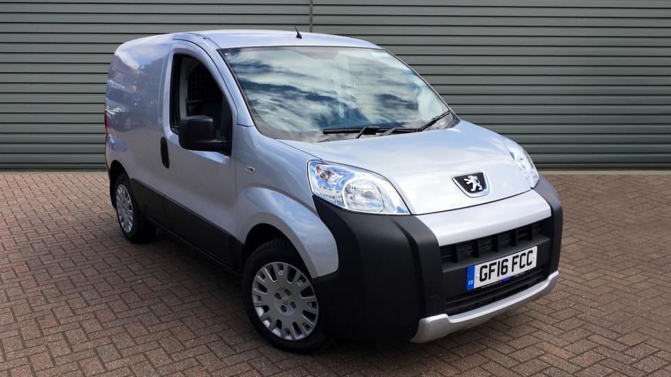 Used Peugeot BIPPER Panel Van 1.3 HDi (Eu6) Professional ATV Panel Van 3dr