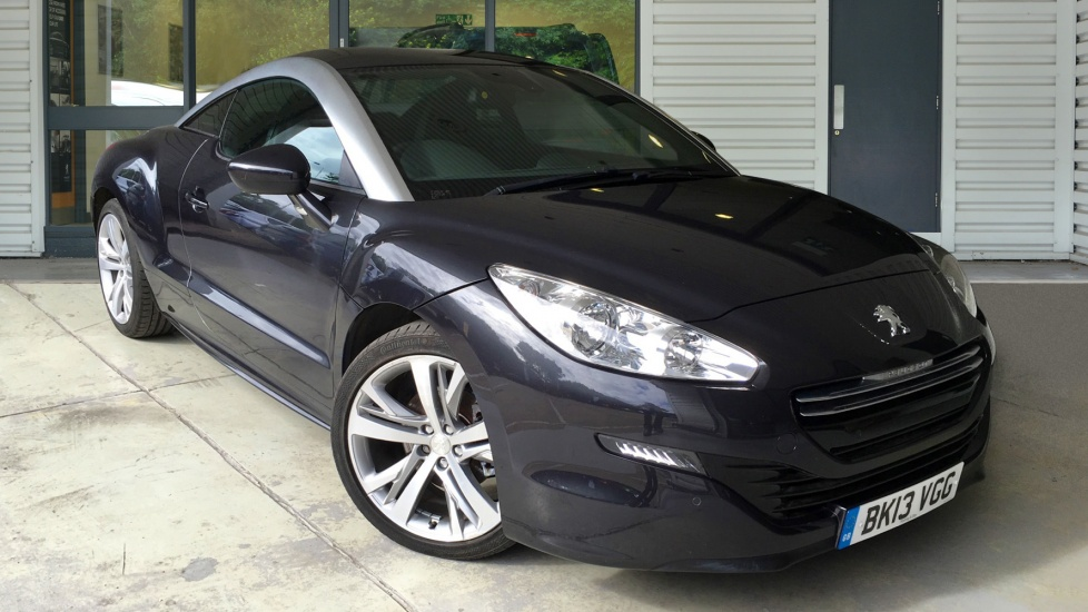 Used Peugeot RCZ Coupe 1.6 THP GT 2dr