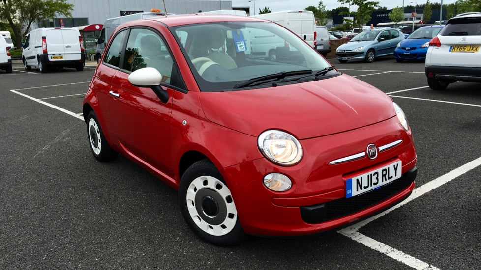Used Fiat 500 Hatchback 1.2 Colour Therapy 3dr