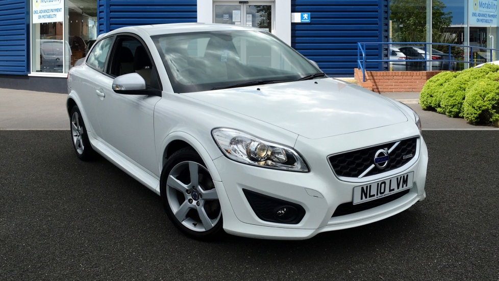 Used Volvo C30 Coupe 1.6 R-Design 2dr