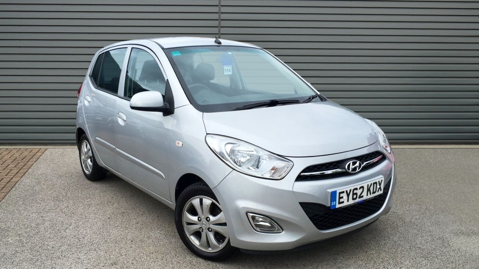 Used Hyundai I10 Hatchback 1.2 Active 5dr