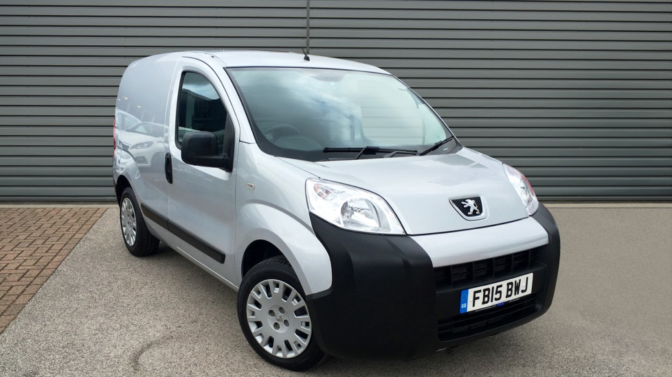 Used Peugeot BIPPER Panel Van 1.3 HDI Professional 3dr