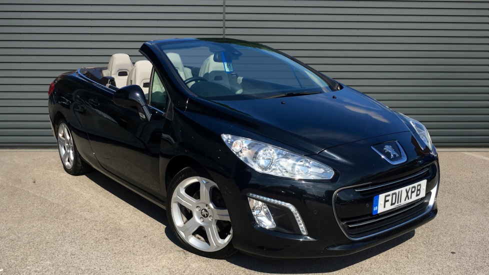 Used Peugeot 308 CC Convertible 1.6 THP Allure 2dr