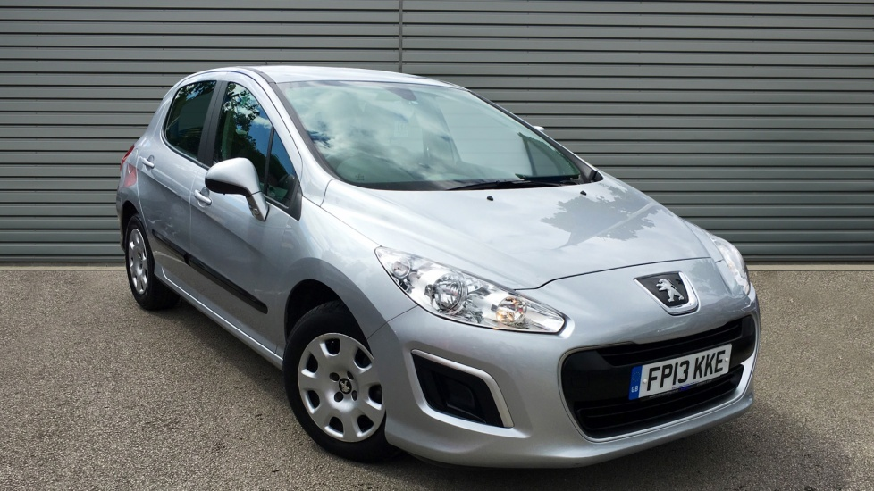 Used Peugeot 308 Hatchback 1.6 HDi FAP Access 5dr