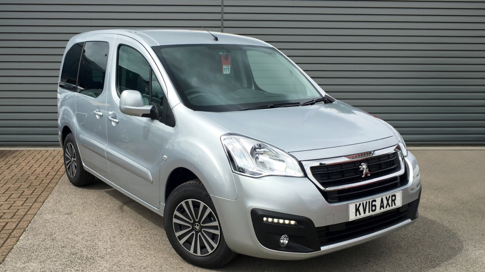 Used Peugeot PARTNER TEPEE MPV 1.6 BlueHDi Tepee Active 5dr (start/stop)