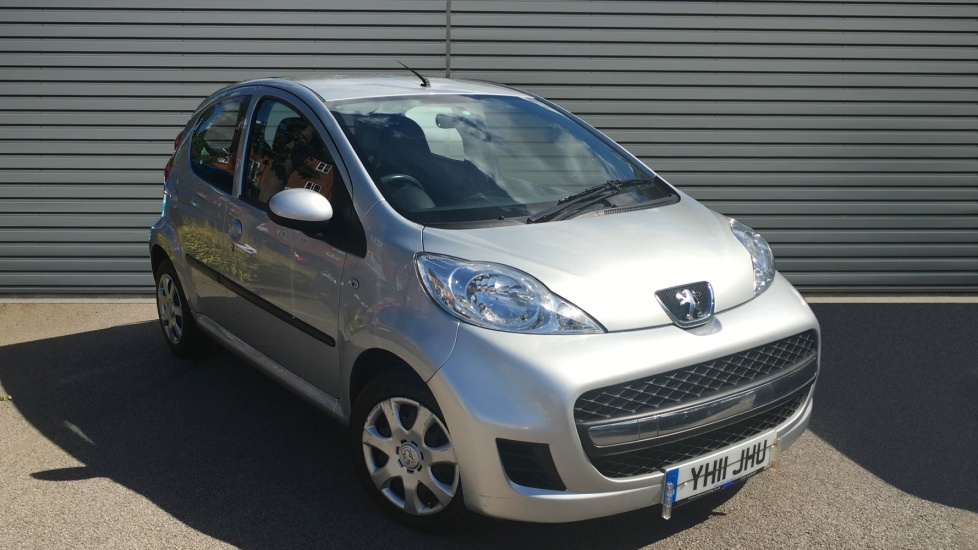 Used Peugeot 107 Hatchback 1.0 12v Urban 5dr