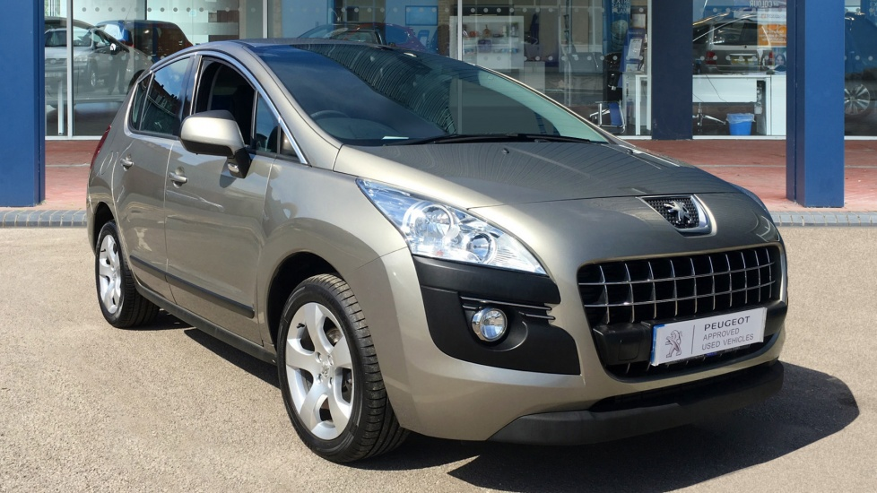 Used Peugeot 3008 Hatchback 1.6 e-HDi FAP Active EGC 5dr