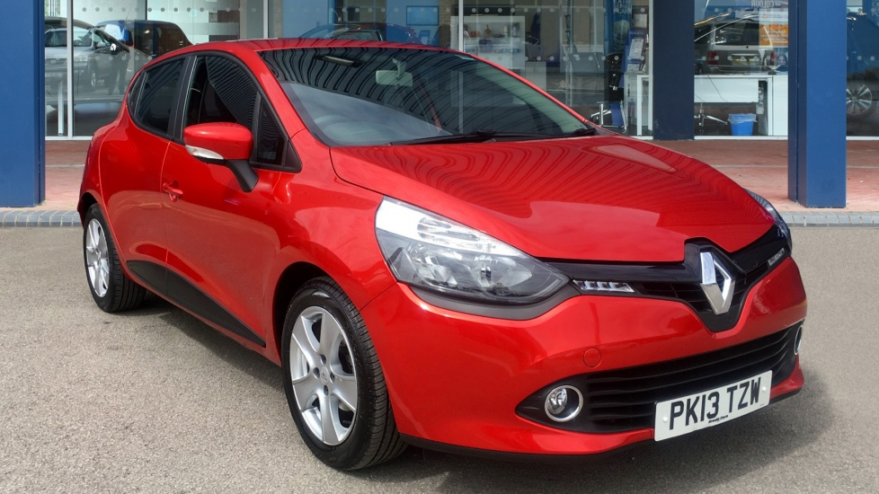 Used Renault CLIO Hatchback 0.9 TCe ENERGY Expression + 5dr (start/stop)
