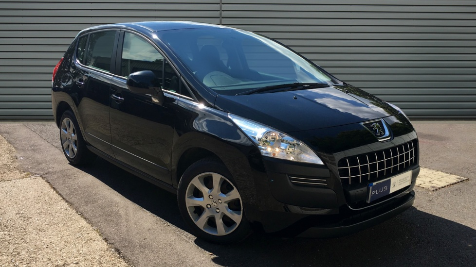 Used Peugeot 3008 Hatchback 1.6 HDi FAP Access 5dr