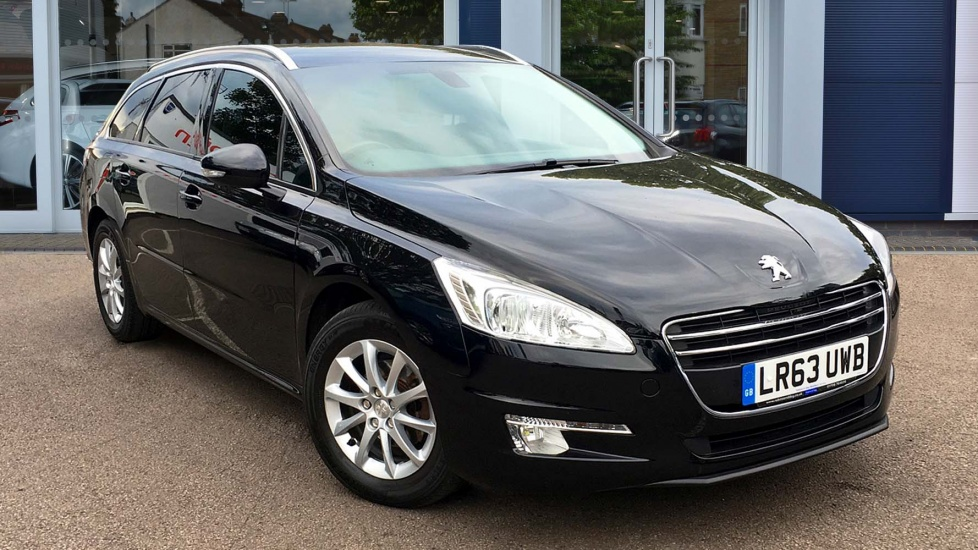 Used Peugeot 508 SW Estate 2.0 HDi FAP SR 5dr