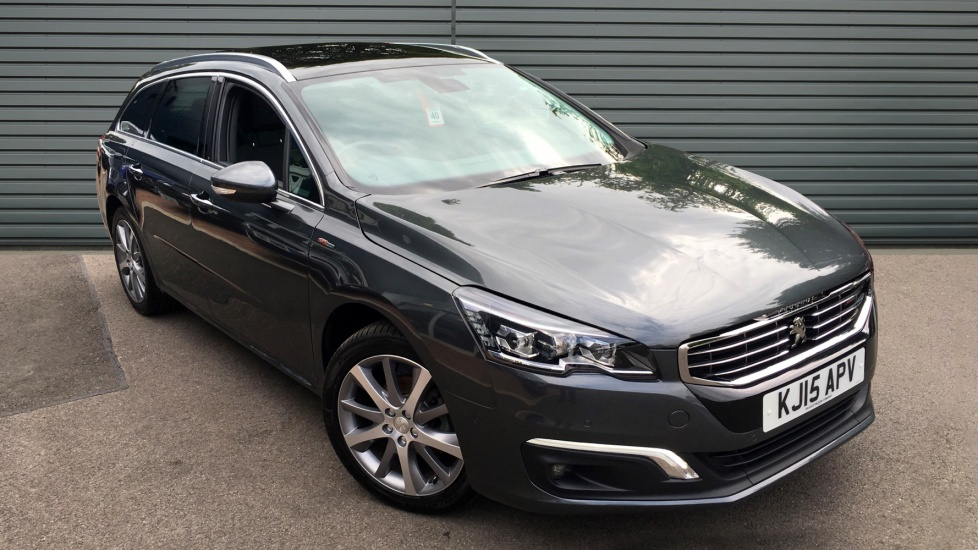 Used Peugeot 508 Saloon 1.6 BlueHDi GT Line 4dr (start/stop)