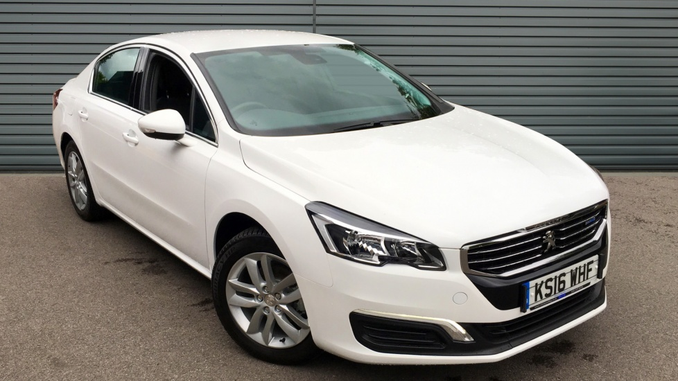 Used Peugeot 508 Saloon 1.6 BlueHDi Active 4dr (start/stop)
