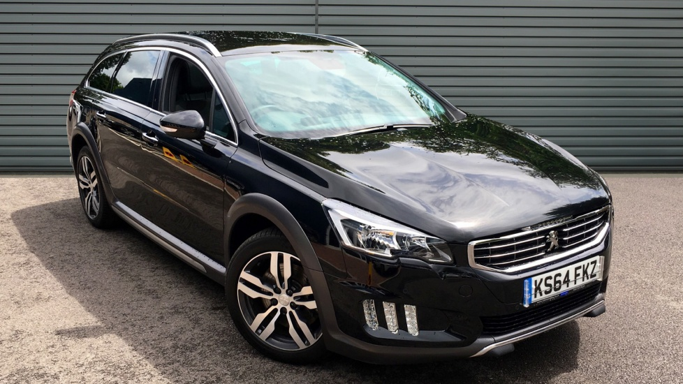 Used Peugeot 508 SW Estate 2.0 BlueHDi RXH 5dr