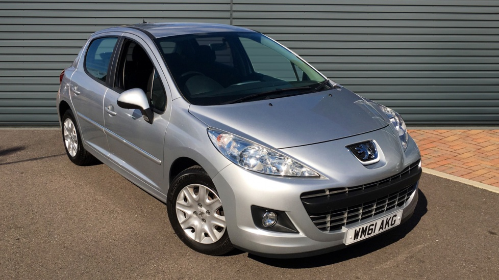 Used Peugeot 207 Hatchback 1.6 HDi FAP Active 5dr