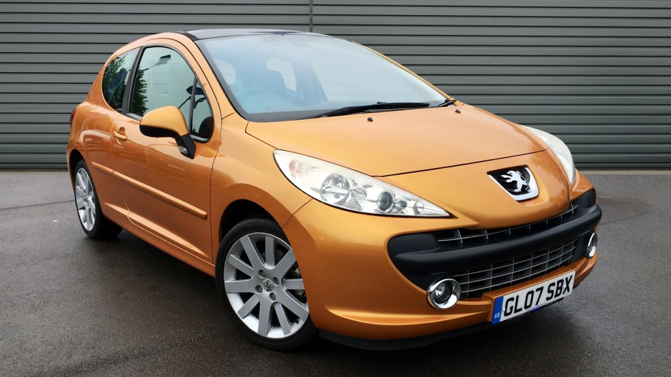Used Peugeot 207 1.6 HDi GT 3dr