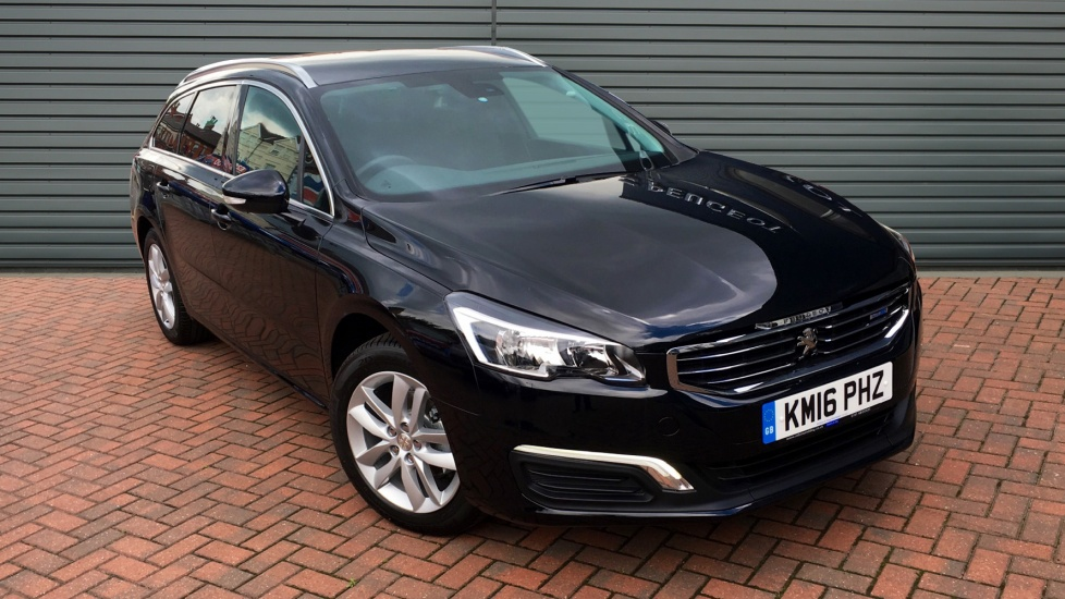 Used Peugeot 508 SW Estate 1.6 BlueHDi Active 5dr (start/stop)