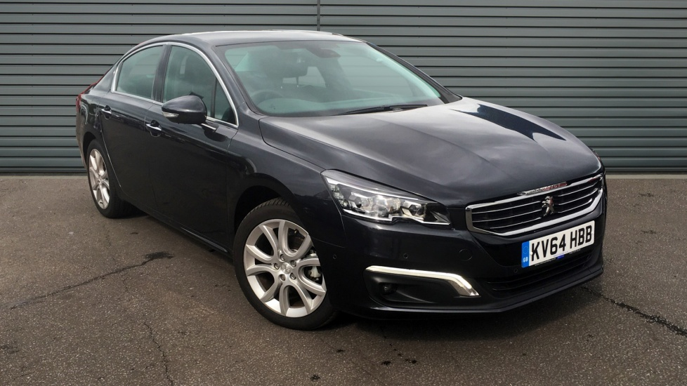 Used Peugeot 508 Saloon 1.6 e-HDi Allure 4dr (start/stop)
