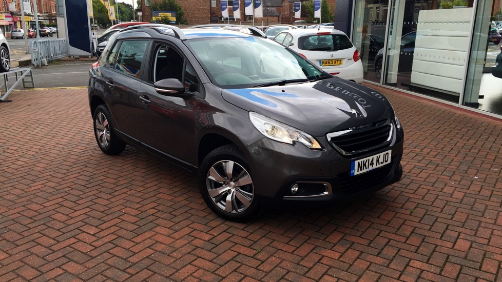 Used Peugeot 2008 SUV 1.2 Active 5dr