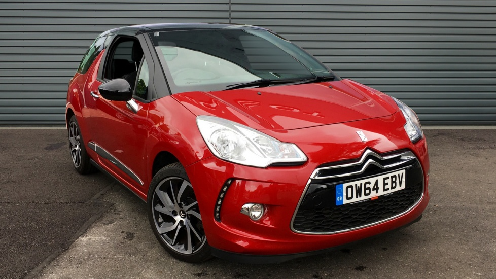 Used Citroen DS3 Hatchback 1.2 PureTech DStyle Plus 3dr (start/stop)