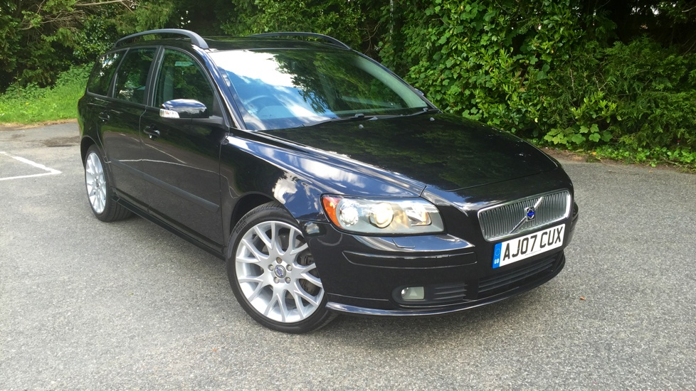 Volvo V50 D5 Sport 5dr Geartronic 2.4 Diesel Automatic Estate (2007) image
