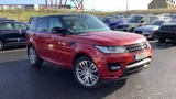 Range Rover Sport 3.0 SDV6 [306] Autobiography Dynamic Auto Diesel 5dr Estate - Full Service History - Adaptive Cruise Control - Reversing Camera