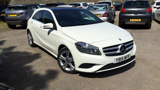 Mercedes A-Class  A180 CDI Sport Edition 5dr Auto Diesel Hatch - Multi Media Screen - Panoramic Roof