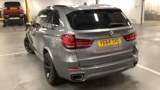BMW X5 xDrive30d M Sport Auto Diesel 5dr Estate - 1 Owner - Full Franchise Service History - Satellite Navigation - Cruise Control