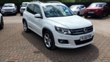 Volkswagen Tiguan 2.0 TDi BlueMotion Tech R Line Edition 184 5dr DSG - Full Franchise History - Panoramic Roof - Satellite Navigation