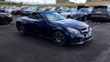 Mercedes E-class E400 AMG Line 2dr 7G-Tronic Petrol Convertible - Satellite Navigation - Front and Parking Sensor - Cruise Control