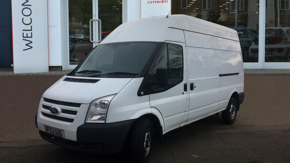 Used Ford TRANSIT Panel Van 2.2 TDCi 350 MWB High Roof 3dr