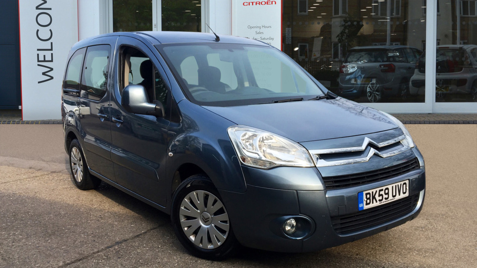 Used Citroen BERLINGO MPV 1.6 TD VTR Estate 5dr