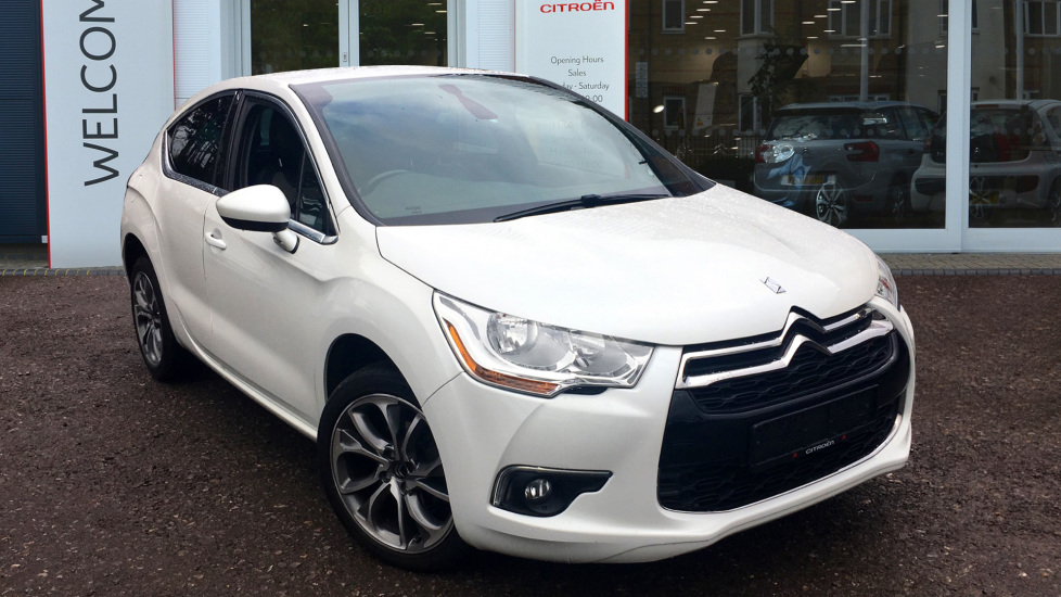 Used Citroen DS 4 Hatchback 1.6 HDi DStyle 5dr