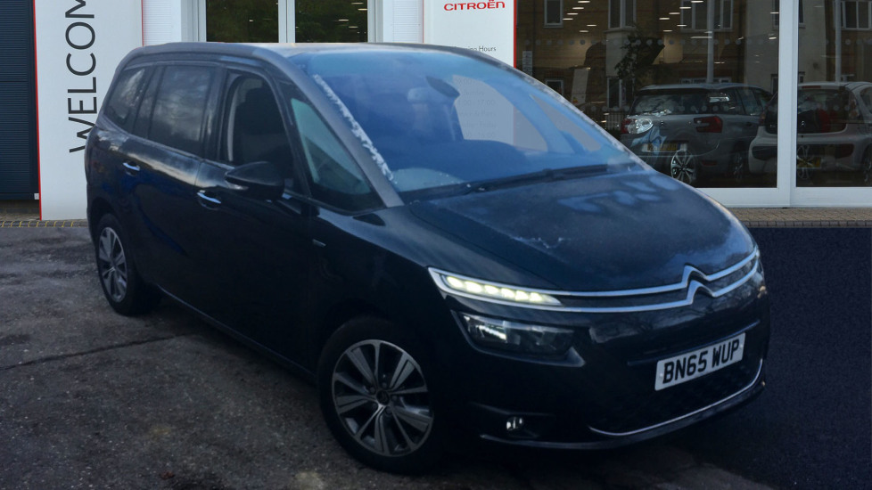 Used Citroen GRAND C4 PICASSO MPV 1.6 BlueHDi Exclusive+ EAT6 (s/s) 5dr