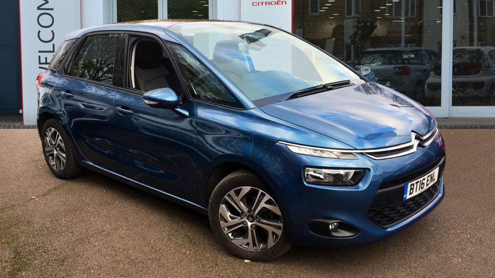 Used Citroen C4 PICASSO MPV 1.6 BlueHDi Selection 5dr (start/stop)
