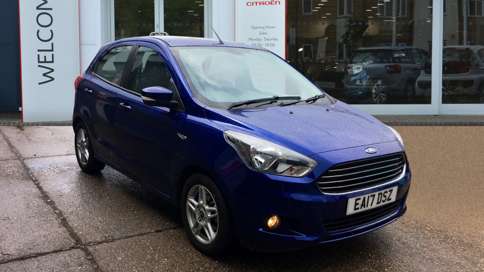 Used Ford KA+ Hatchback 1.2 Ti-VCT Zetec 5dr