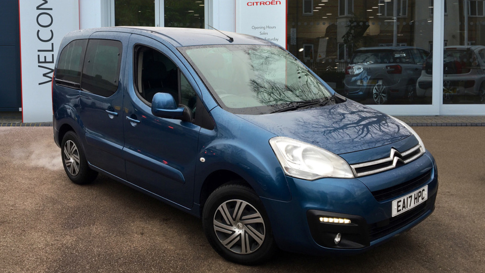 Used Citroen BERLINGO MPV 1.6 BlueHDi Feel Multispace 5dr