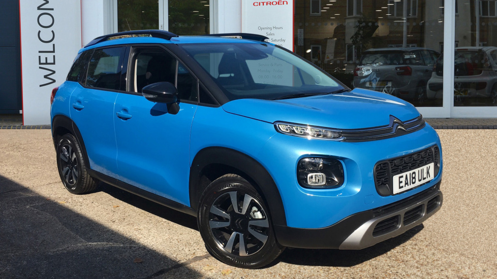 Used Citroen C3 AIRCROSS SUV 1.6 BlueHDi Feel 5dr