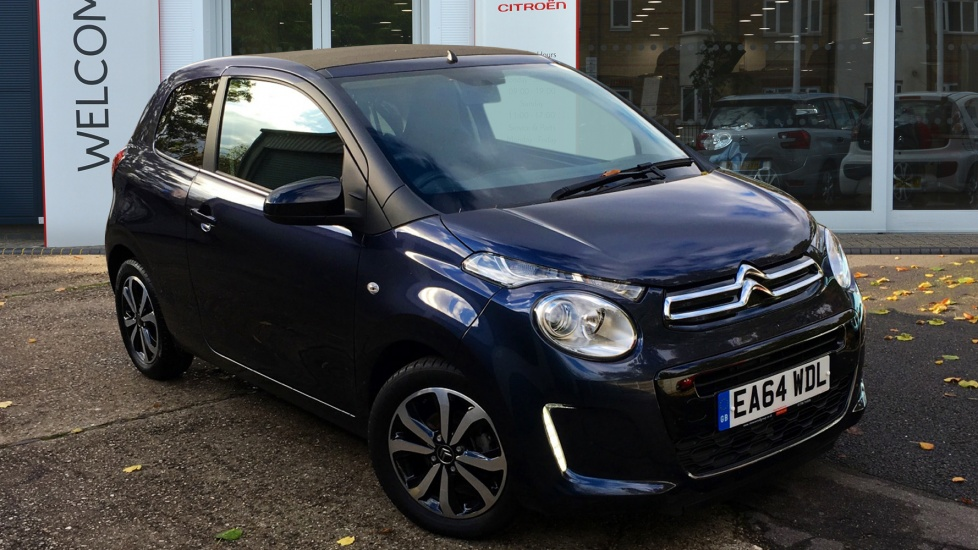Used Citroen C1 Convertible 1.2 PureTech Flair Airscape 3dr