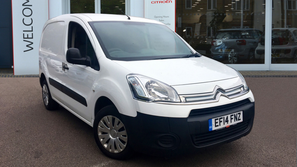 Used Citroen BERLINGO Other 1.6 HDi L1 850 Enterprise Special Edition Panel Van 5dr