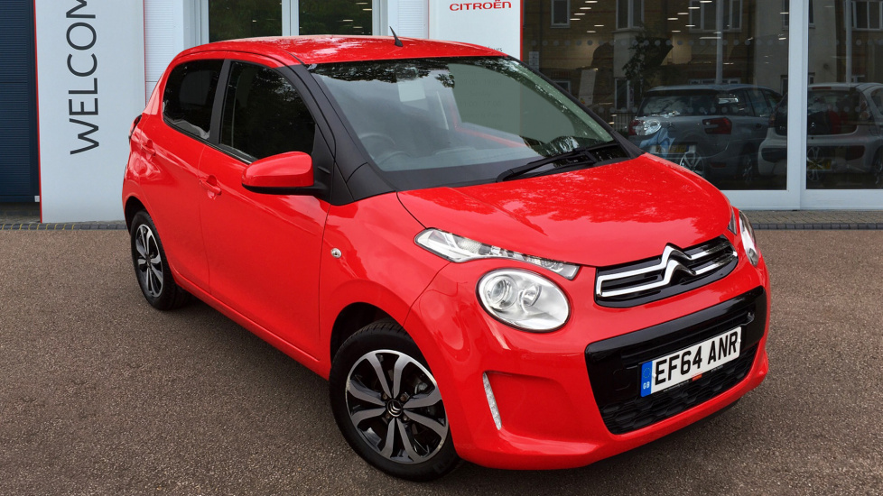Used Citroen C1 Hatchback 1.0 VTi Flair Hatchback 5dr